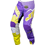 JT Racing Voltage Hyperlite Pant - Purple-White 2015